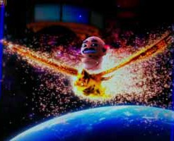 ンゴロポポス 爺宇宙背景