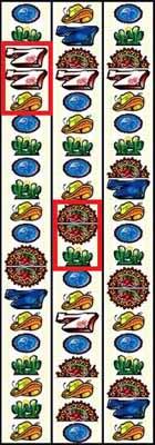 アステカ 太陽の紋章 打ち方